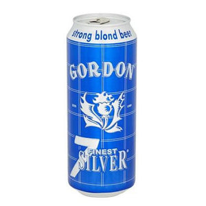 Gordon 7 Finest Silver 7,7% 500ml Can