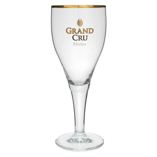 St Feuillien Grand Cru Beer Glass 33cl