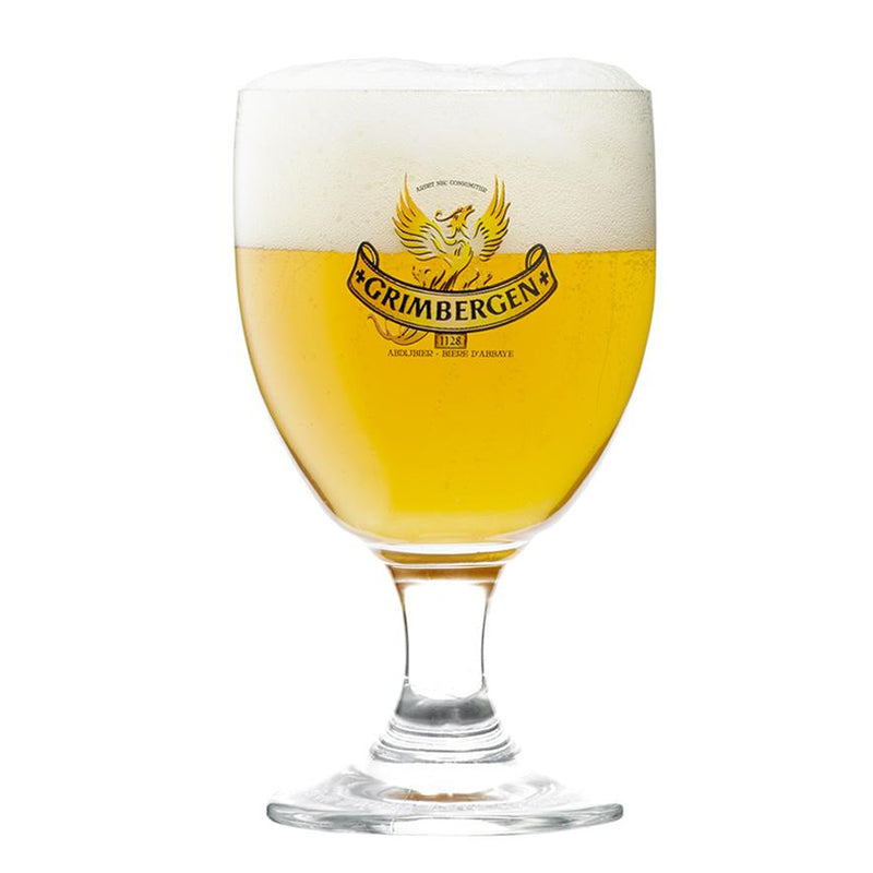 Grimbergen Beer Glass 33cl