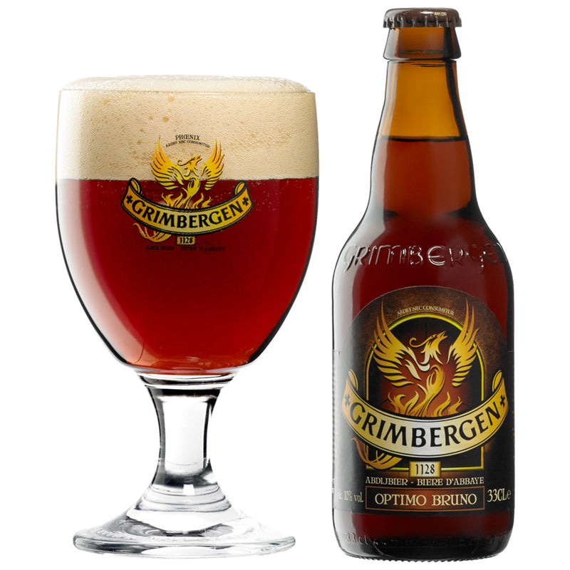 Grimbergen Optimo Bruno 10% 330ml