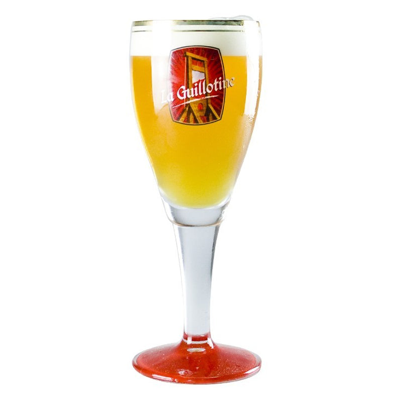 Guillotine Beer Glass 25cl