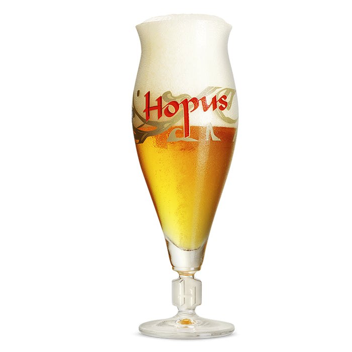 Hopus Beer Glass 33cl