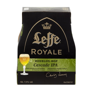 Leffe Royale Cascade IPA 7,5% 6x330ml Pack