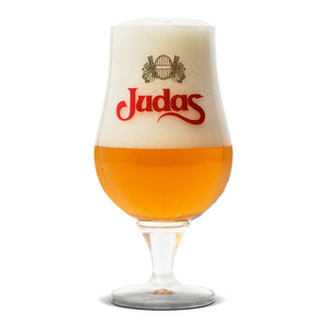 Judas Beer Glass 33cl