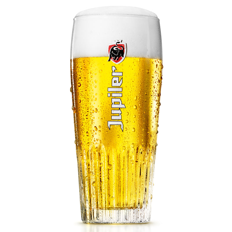 Jupiler Beer Glass 25cl