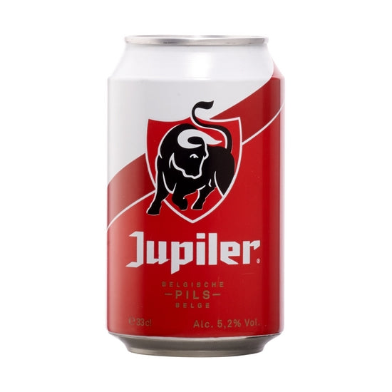 Jupiler 5,2% 330ml Can
