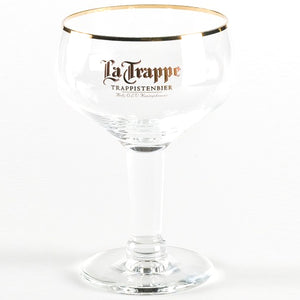 La Trappe Beer Glass 33cl
