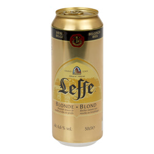 Leffe Blonde 6,6% 500ml Can