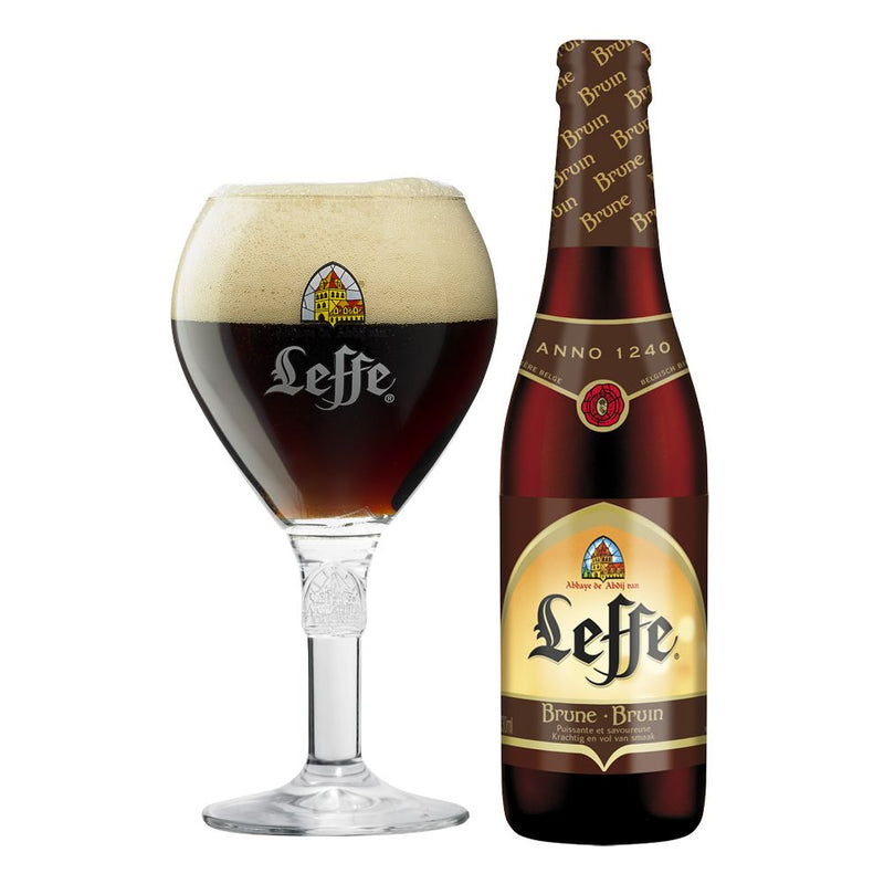 Leffe Brown 6,5% 330ml