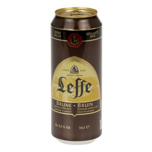 Leffe Brown 6,5% 500ml Can