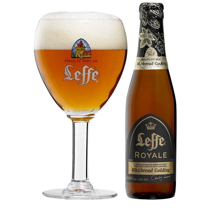 Leffe Royale Whitbread Golding 7,5% 330ml