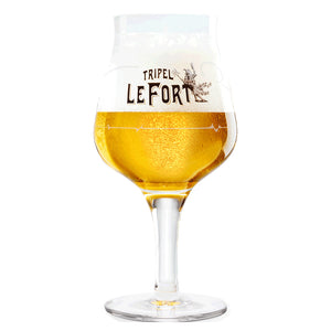 Lefort Beer Glass 33cl