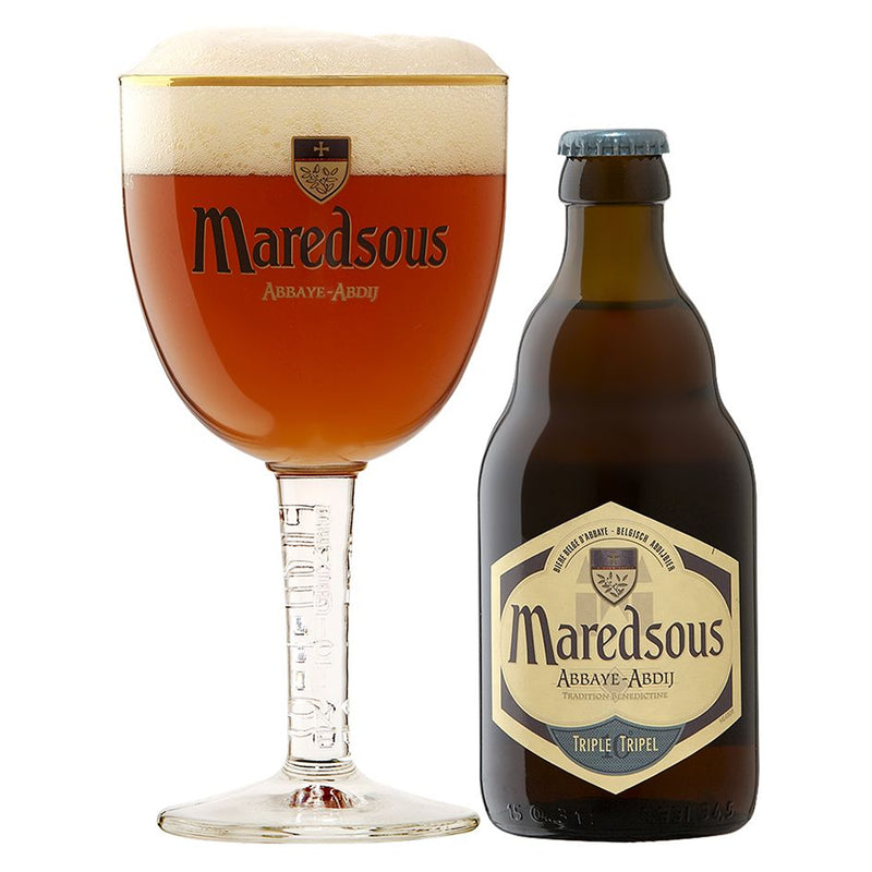 Maredsous Triple 10% 330ml