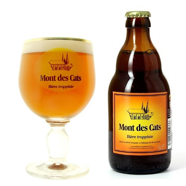 Mont Des Cats 7,6% 330ml