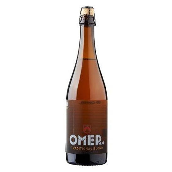 Omer Blonde 8% 750ml