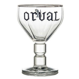Orval Beer Glass 33cl