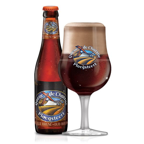 Queue de Charrue Brune 5,4% 330ml