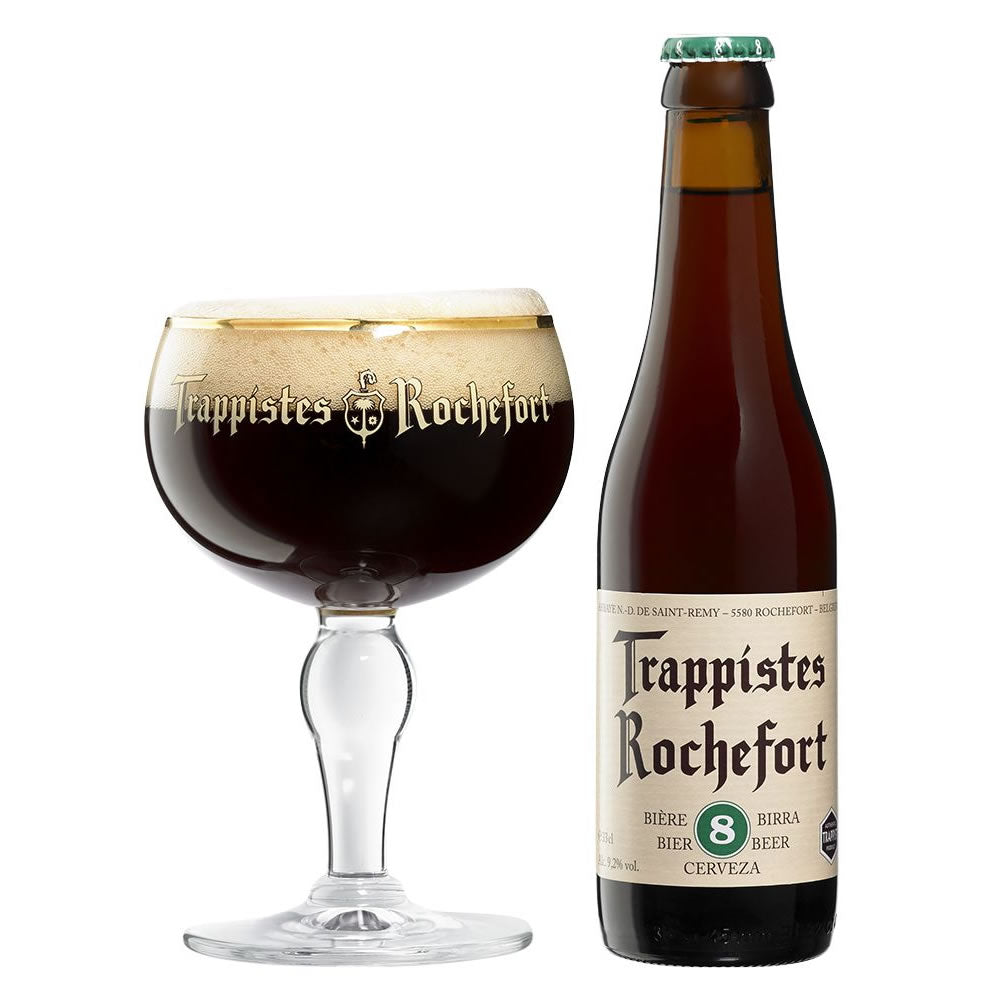 Trappistes Rochefort 8 9,2% 330ml