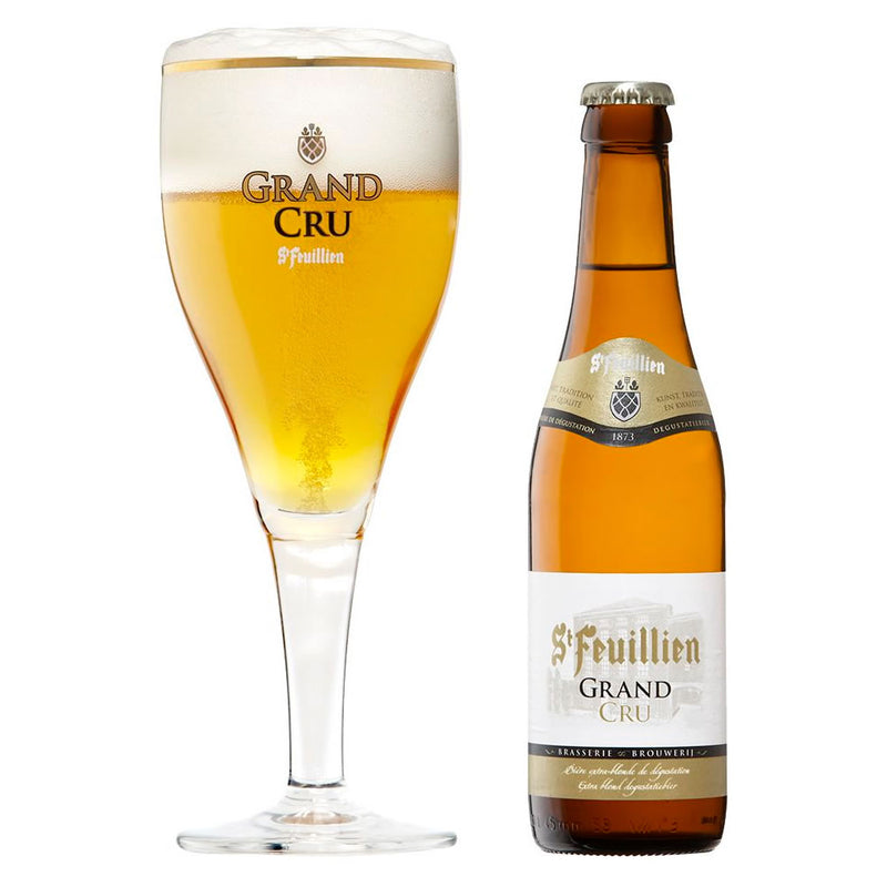 St Feuillien Grand Cru Blonde 9,5% 330ml