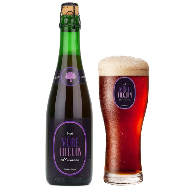 Tilquin Oude Mûre à l'Ancienne (Blackberry) 6% 375ml