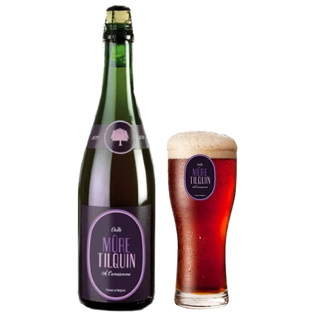 Tilquin Oude Mûre à l'Ancienne (Blackberry) 6% 750ml