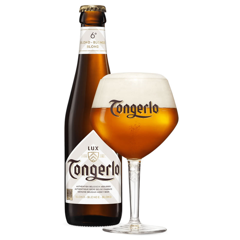 Tongerlo Lux Blonde 6% 330ml