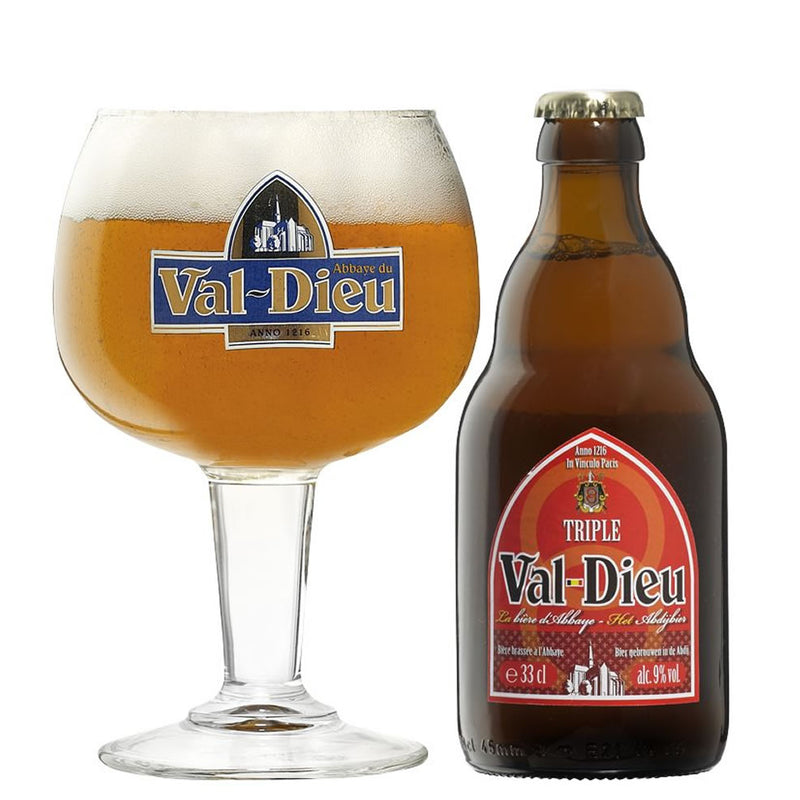 Val-Dieu Triple 9% 330ml