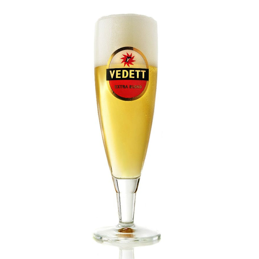 Vedett Beer Glass 33cl