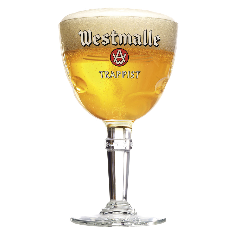 Westmalle Beer Glass 33cl