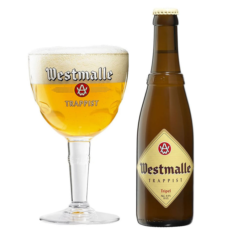 Westmalle Tripel 9,5% 330ml