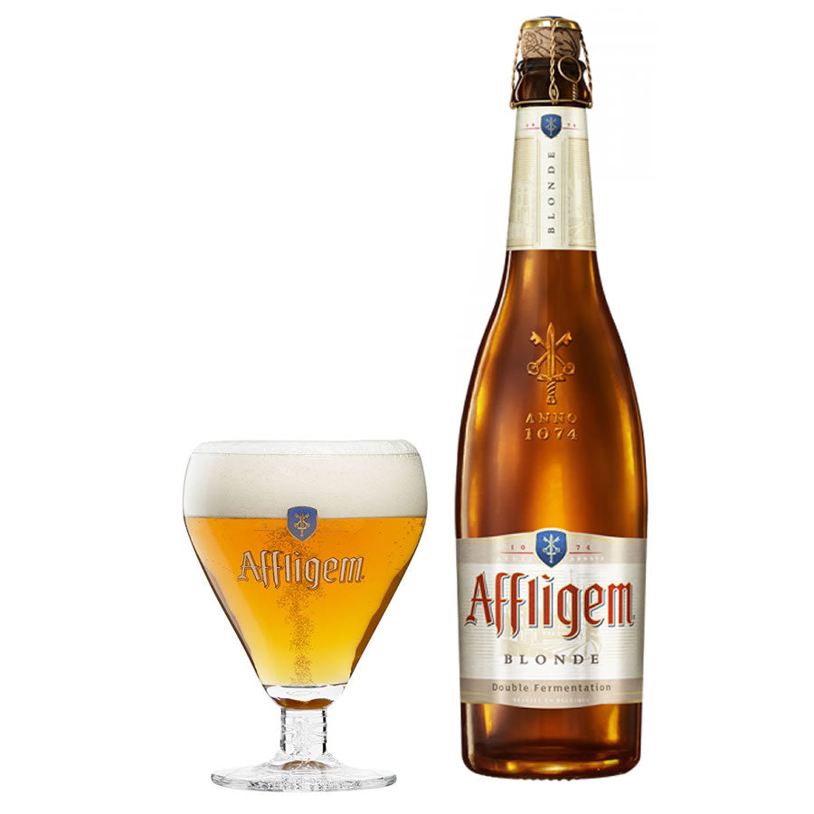 Affligem Blonde 6,7% 750ml
