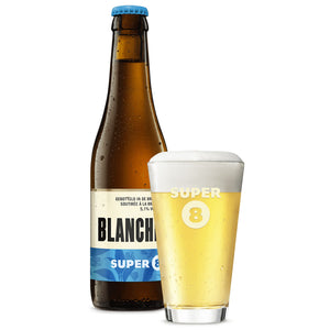 Super 8 Blanche  5,1% 330ml