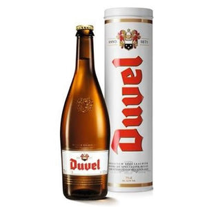 Duvel 8,5% 750ml with gift box