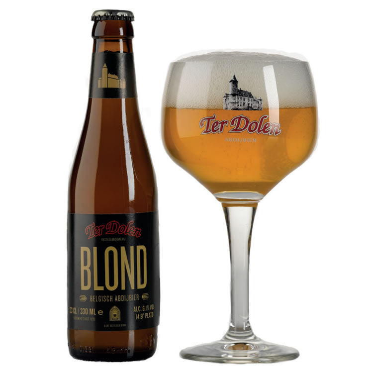 Ter Dolen Blond 6,1% 330ml