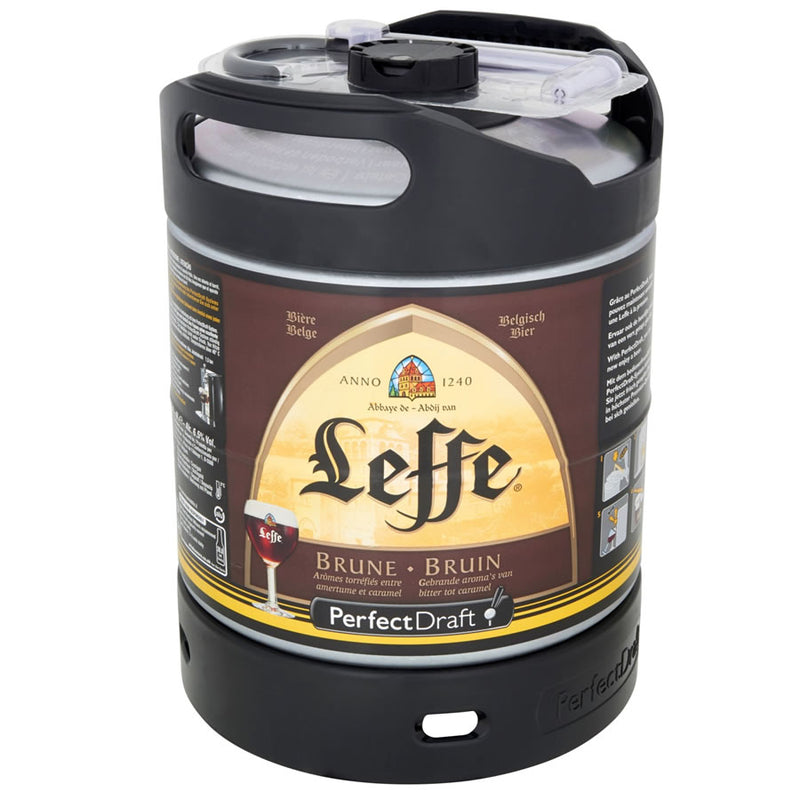Leffe Brown 6,5% 6L Keg For Perfect Draft