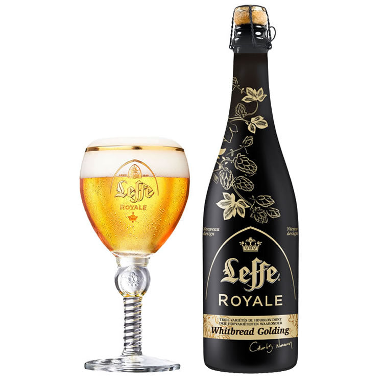 Leffe Royale Whitbread Golding 7,5% 750ml