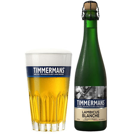 Timmermans Lambicus Blanche 4,5% 375ml