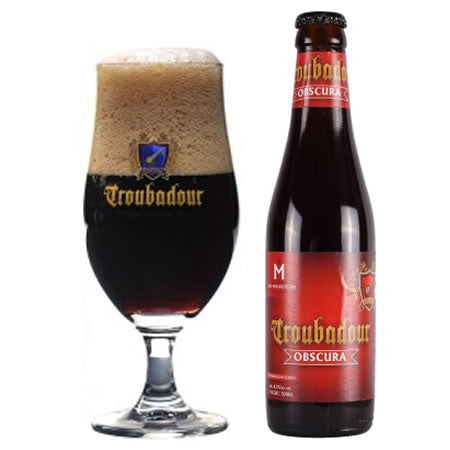 Troubadour Obscura 8,2% 330ml