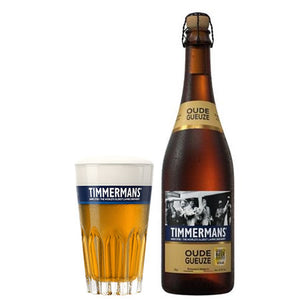 Timmermans Oude Gueuze 5,5% 750ml
