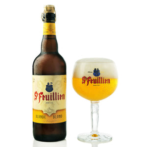 St Feuillien Blonde 7,5% 750ml