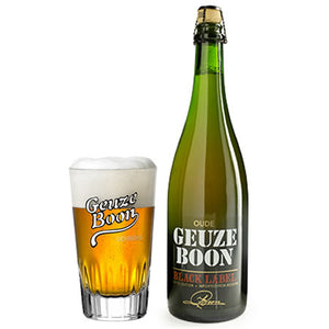 Gueuze Boon Black Label N°3 7% 750ml