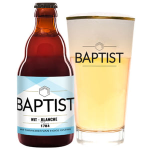 Baptist White 5% 330ml