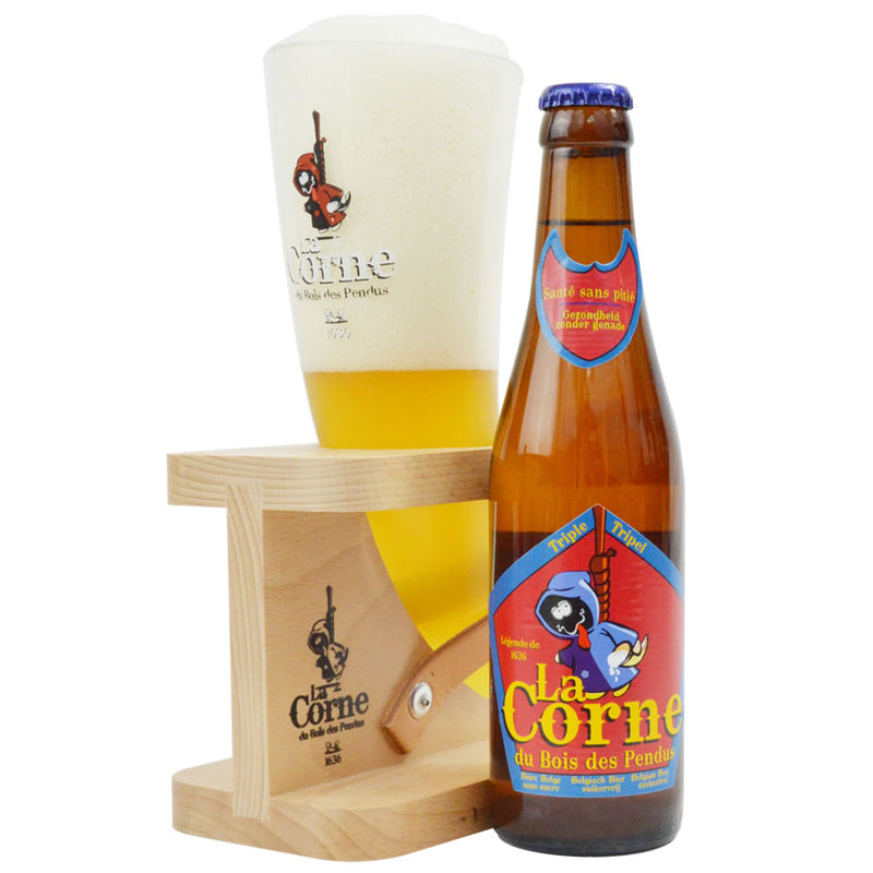 La Corne Triple 10% 330ml