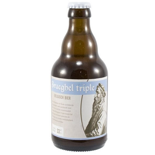 Brueghel Tripel 6,8% 330ml