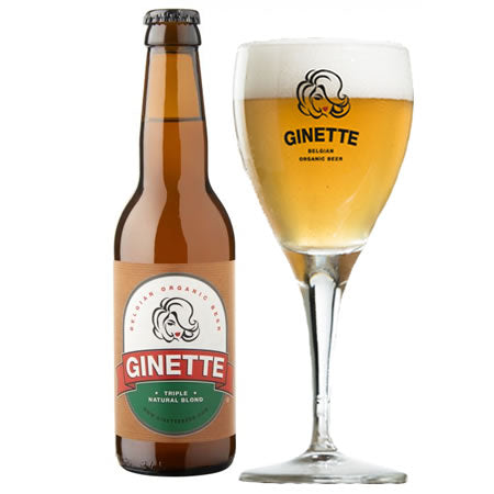 Ginette Natural Triple 9% 330ml
