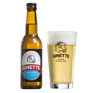 Ginette Natural White 5% 330ml