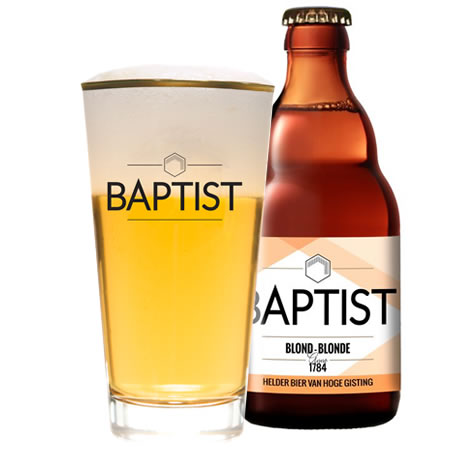 Baptist Blond 5% 330ml