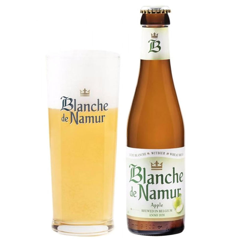 Blanche De Namur Apple 3,1% 250ml