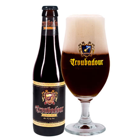Troubadour Imperial Stout 9% 330ml