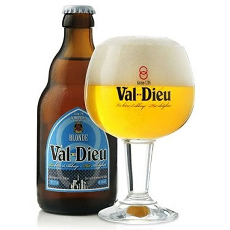 Val-Dieu Blonde 6% 330ml